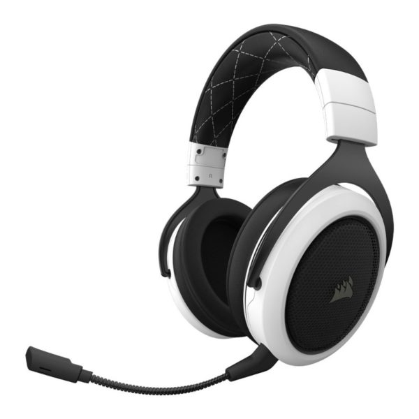 corsair hs70 wireless gaming headset white a