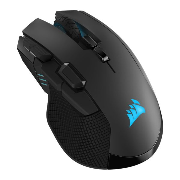 corsair ironclaw rgb wireless gaming mouse a