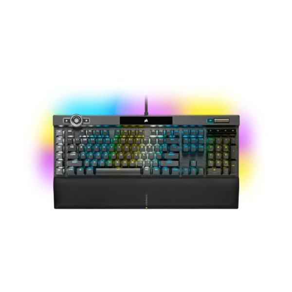 corsair k100 rgb cherry mx speed mechanical gaming keyboard a