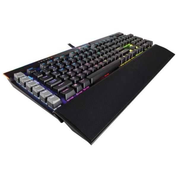 corsair k95 mx brown rgb mechanical gaming keyboard a