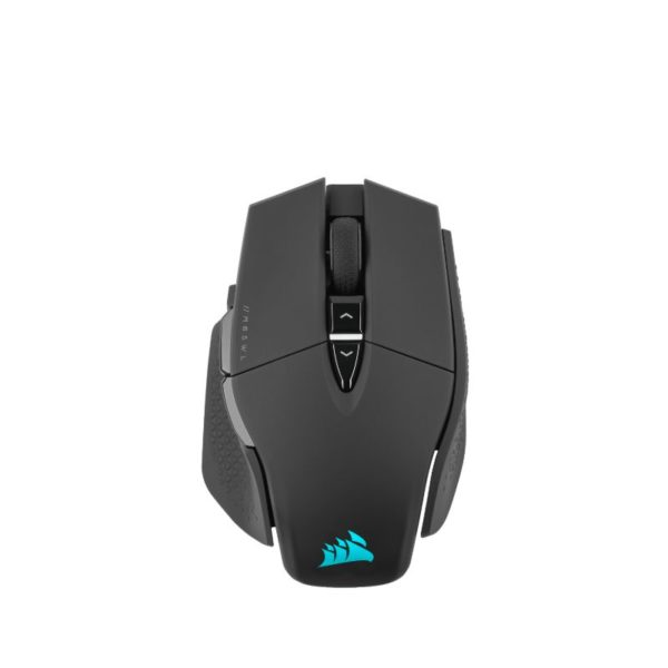 corsair m65 rgb ultra wireless tunable fps gaming mouse black a