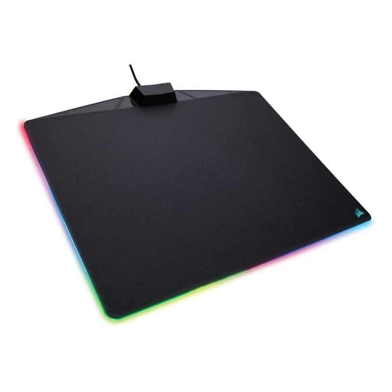 corsair mm800 polaris rgb gaming mouse pad a