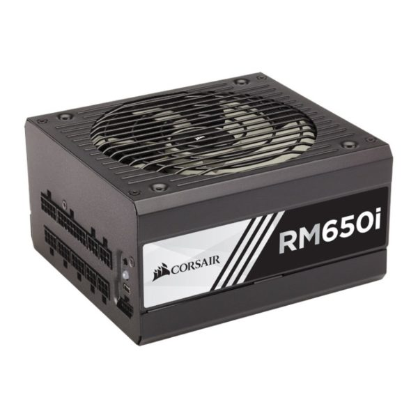 corsair rm650i 650w modular power supply a