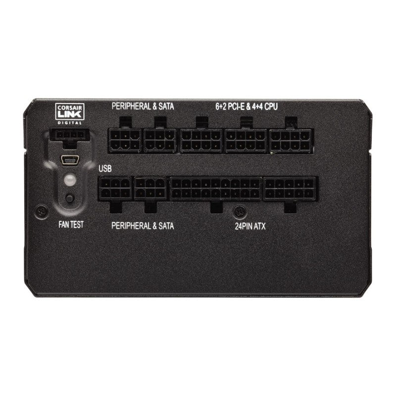 corsair rm650i 650w modular power supply b