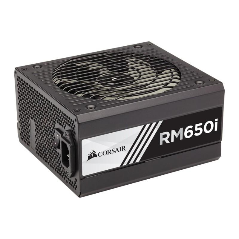 corsair rm650i 650w modular power supply c