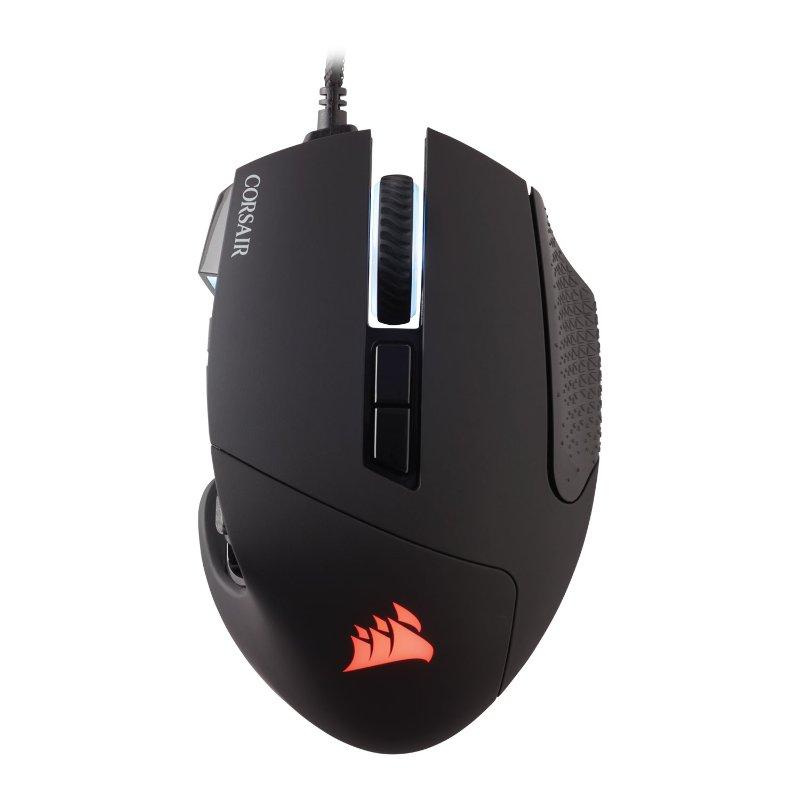 corsair scimitar elite gaming mouse b