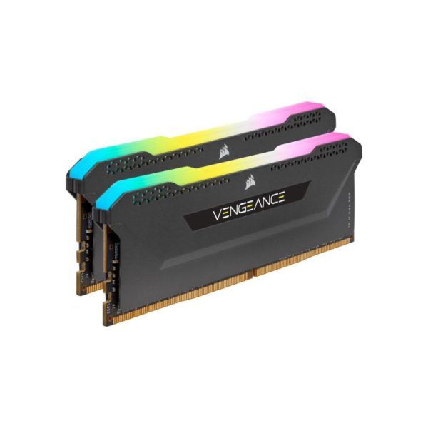 corsair vengeance rgb pro sl 32gb 2x16gb ddr4 3600mhz c18 ryzen memory kit black a
