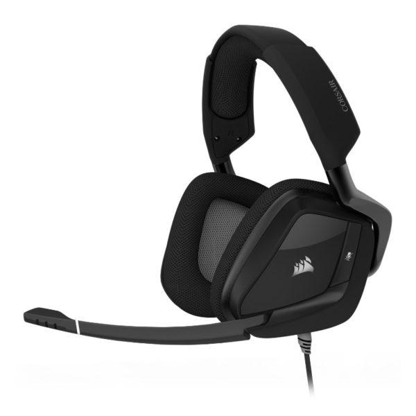 corsair void pro rgb gaming headset black grey a