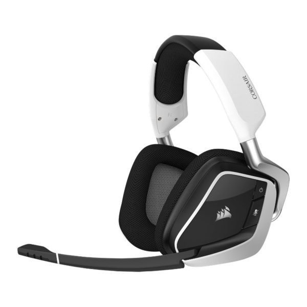 corsair void pro rgb wireless gaming headset black white a