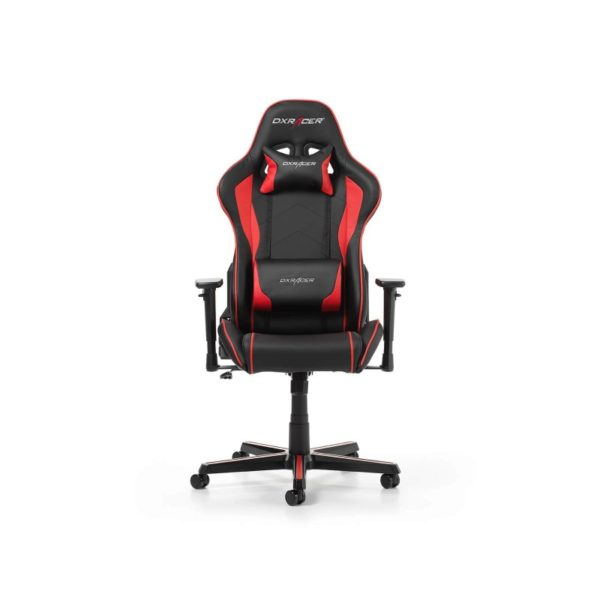 dxracer formula f08 nr series gaming chair black red a