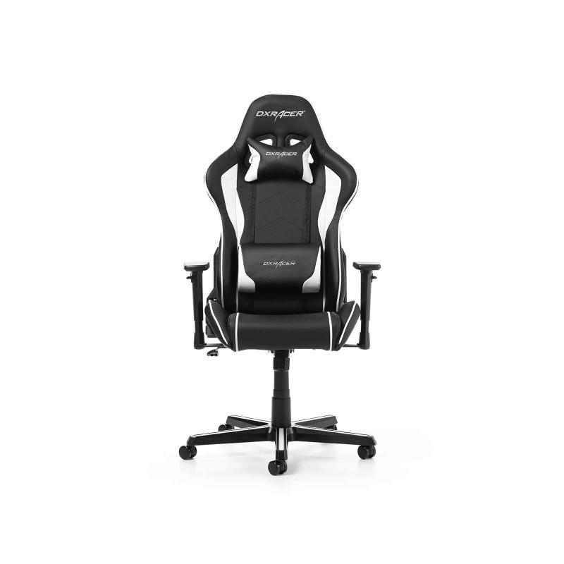 dxracer formula f08 nw series gaming chair black white a
