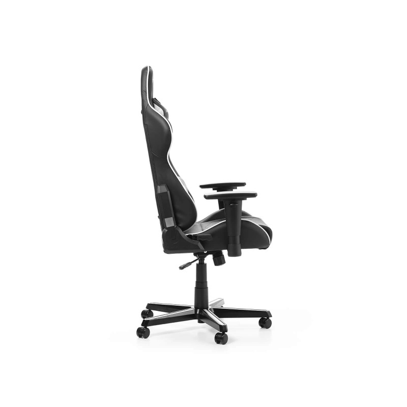 dxracer formula f08 nw series gaming chair black white d