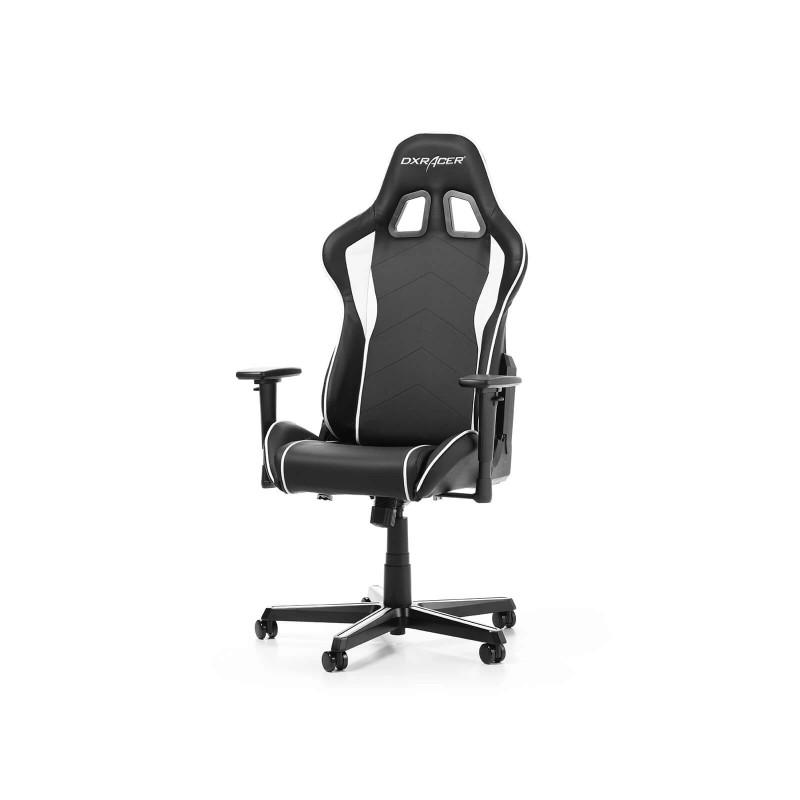 dxracer formula f08 nw series gaming chair black white f