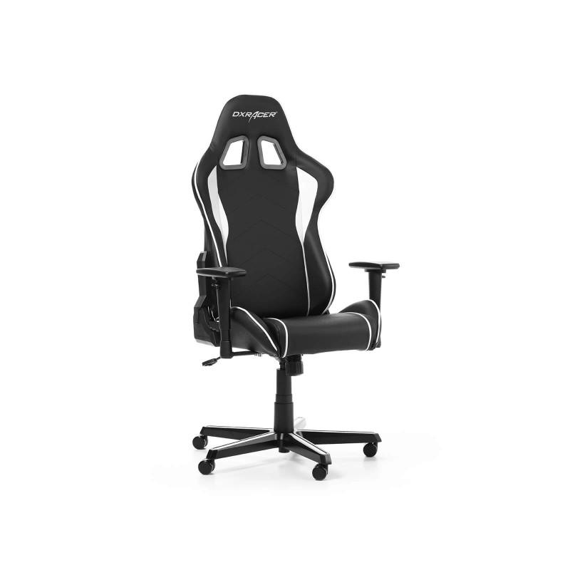 dxracer formula f08 nw series gaming chair black white h