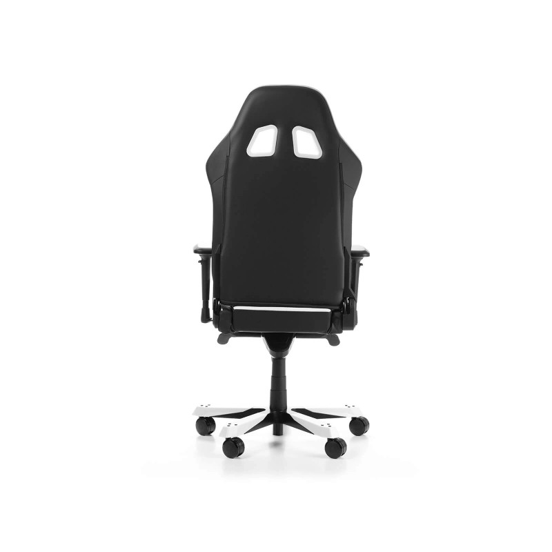 dxracer king 06 nw series gaming chair black white e