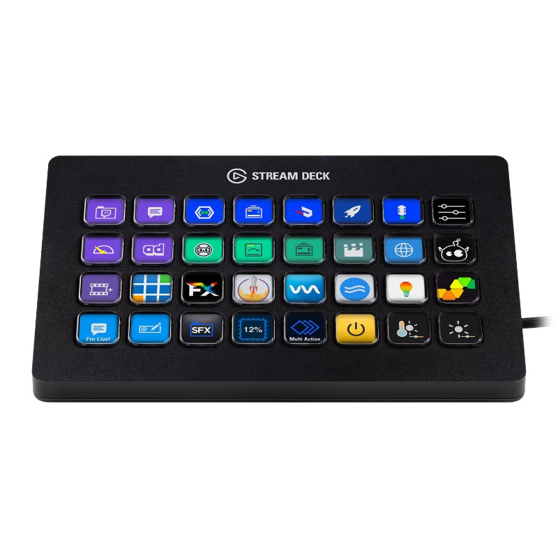 elgato stream deck xl b