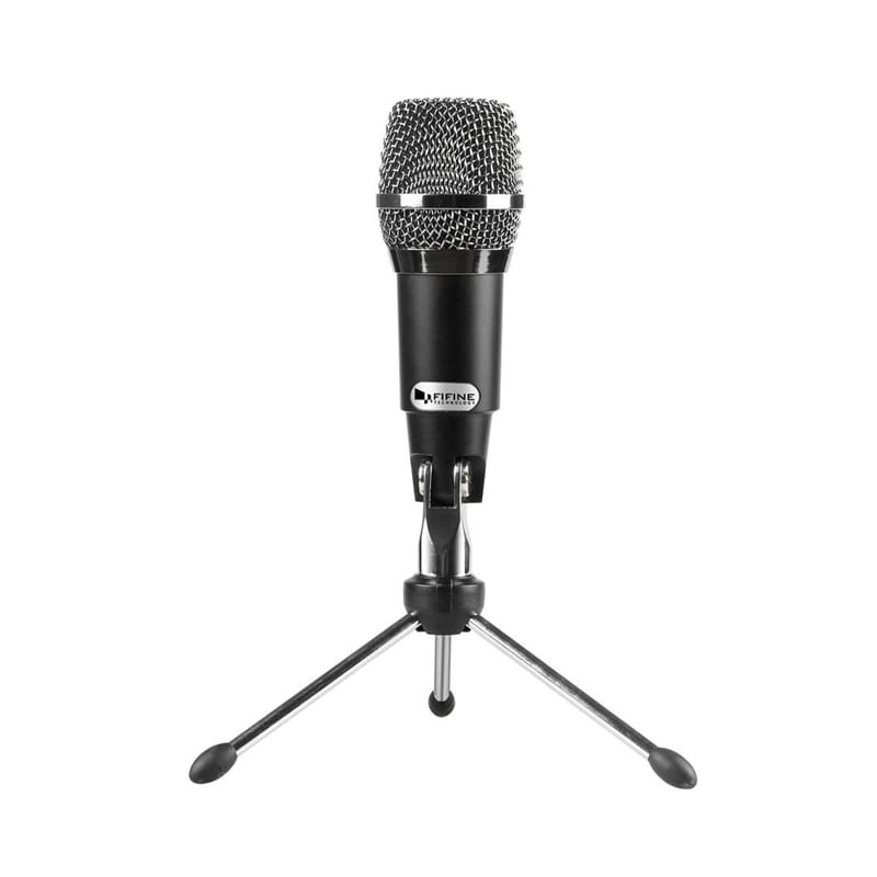 fifine k668 usb condensor microphone with stand b 2