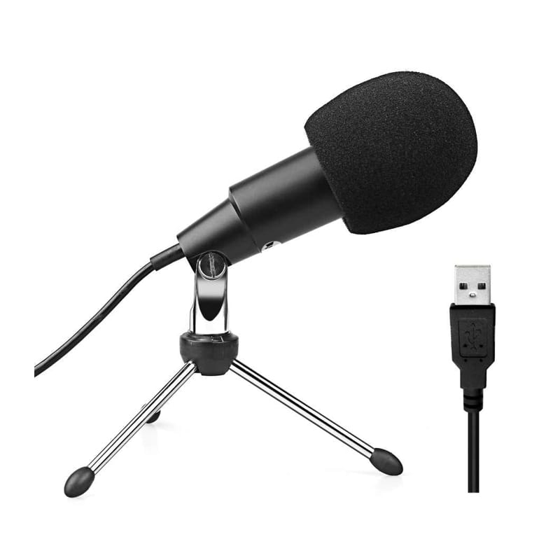 fifine k668 usb condensor microphone with stand c 2