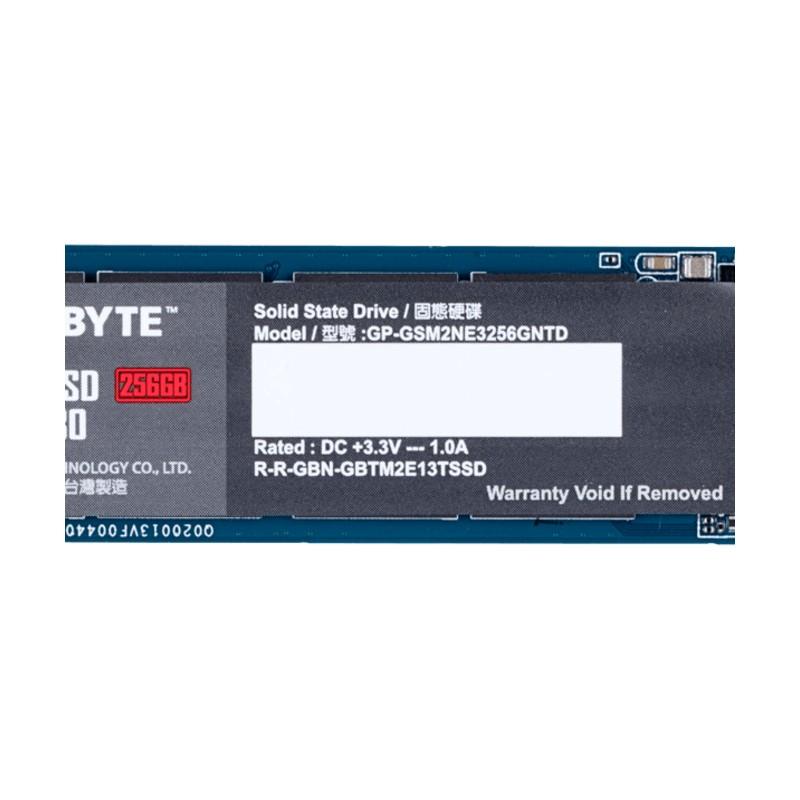 gigabyte 256gb m2 nvme ssd b 2