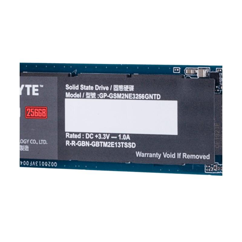 gigabyte 256gb m2 nvme ssd c 2