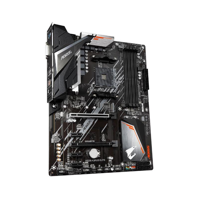 gigabyte a520 aorus ryzen am4 motherboard b