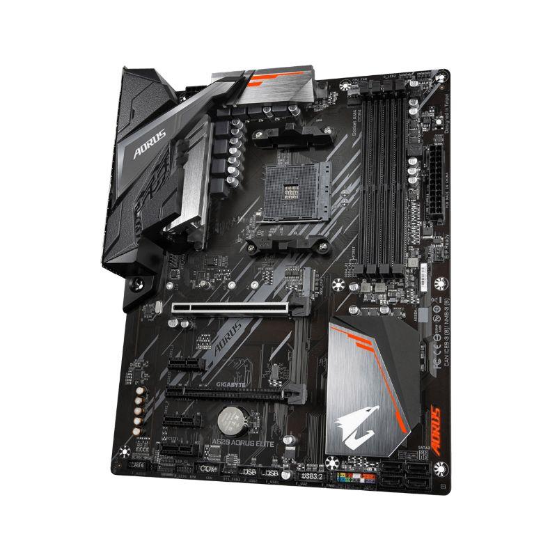 gigabyte a520 aorus ryzen am4 motherboard c