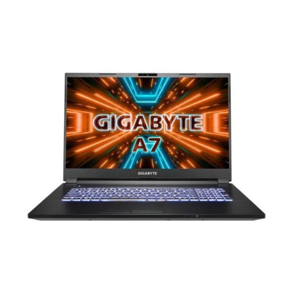 gigabyte a7 17 3 fhd 144hz ryzen 9 rtx 3070 gaming laptop a