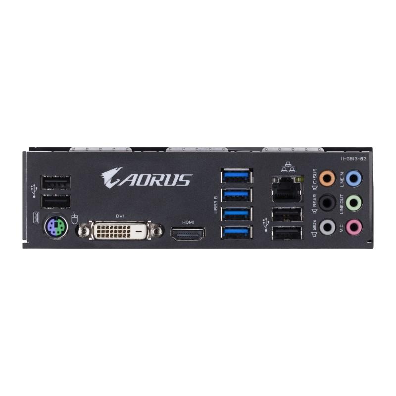 gigabyte amd b450 aorus elite am4 motheroard d