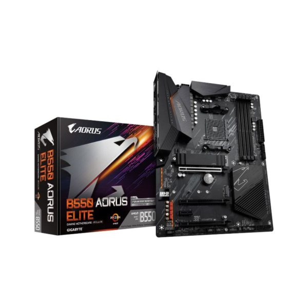 gigabyte amd b550 aorus elite motherboard a