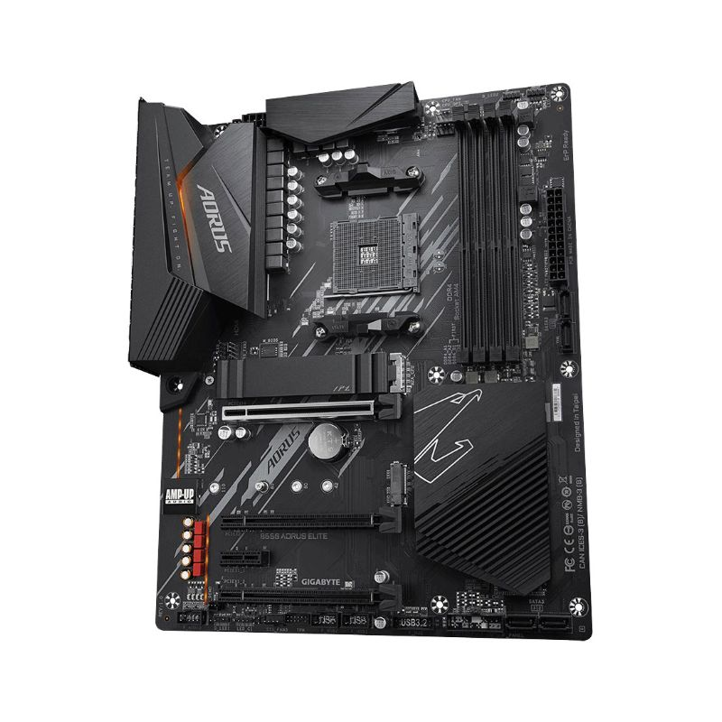 gigabyte amd b550 aorus elite motherboard c