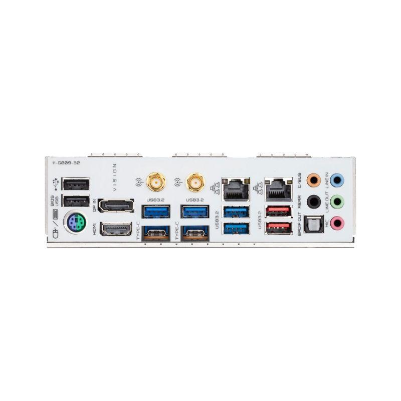 gigabyte amd b550 vision d motherboard d