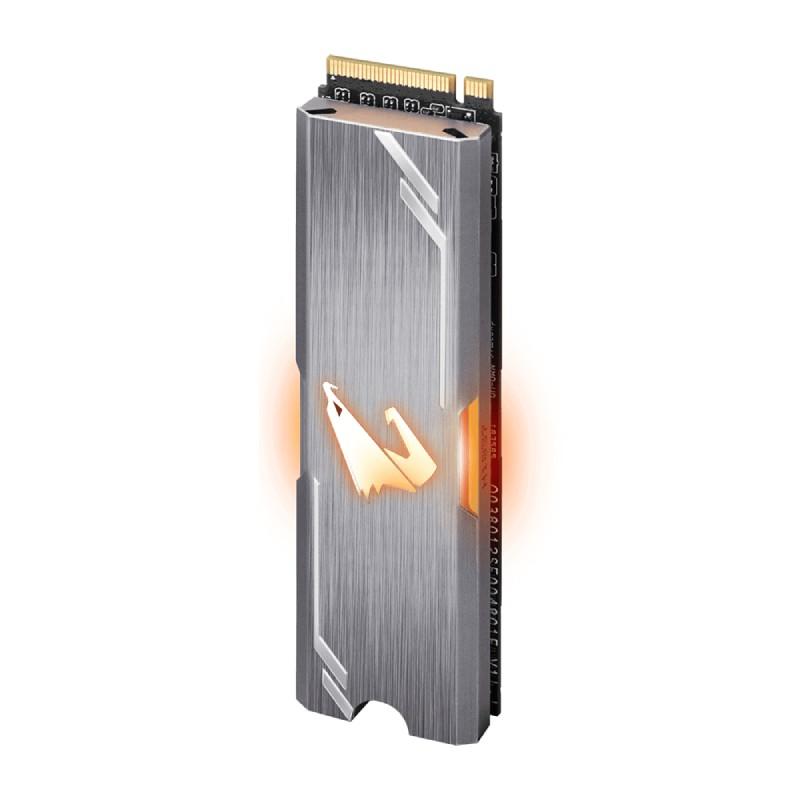 gigabyte aorus 256gb m 2 rgb ssd c