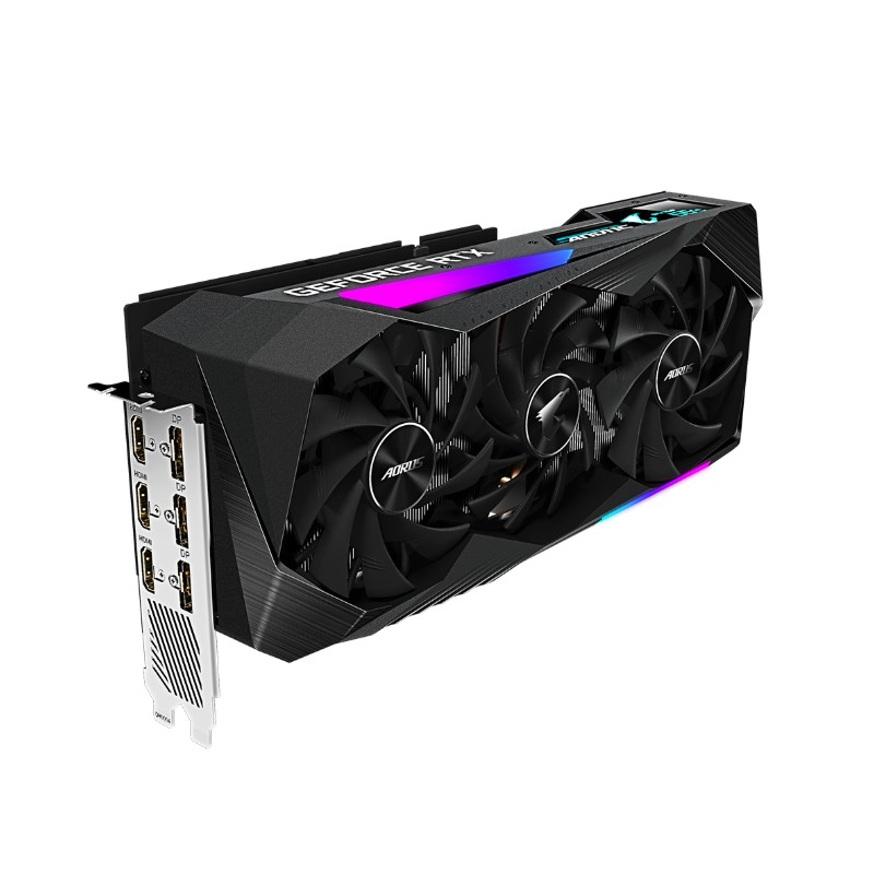 gigabyte aorus geforce rtx 3070 master 8g graphics card d