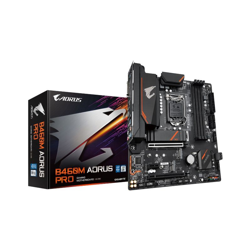gigabyte b460m aorus pro motherboard a