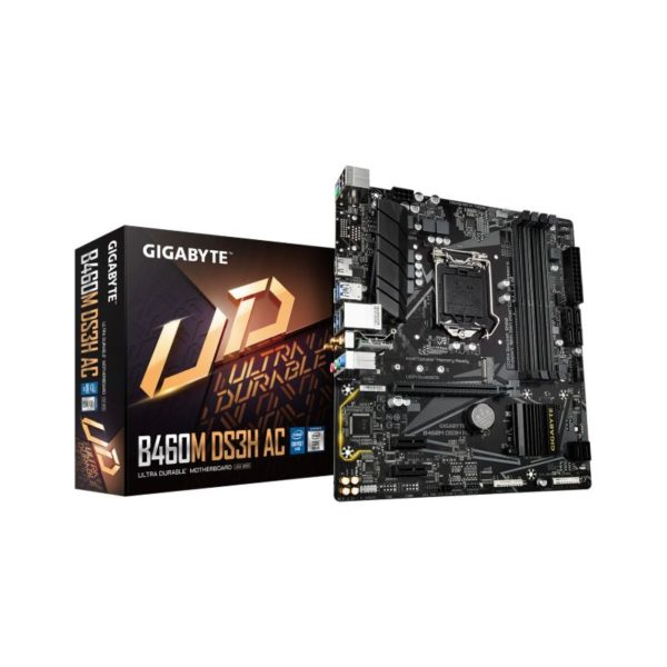 gigabyte b460m ds3h ac motherboard a