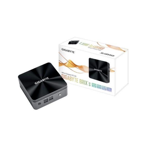 gigabyte brix gb bri3h 10110 core i3 compact mini pc kit a
