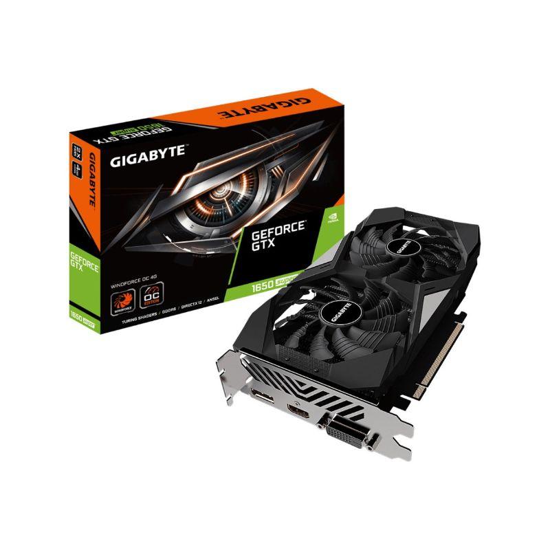 gigabyte geforce gtx 1650 super 4gb windforce oc graphics card a