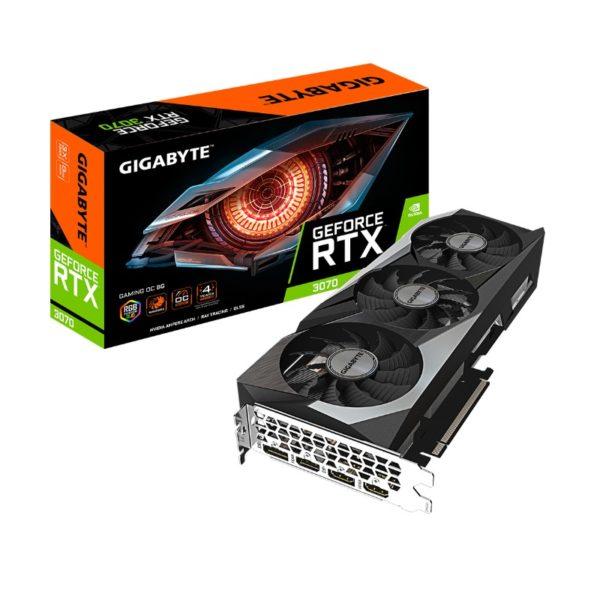 gigabyte geforce rtx 3070 gaming oc 8g graphics card a