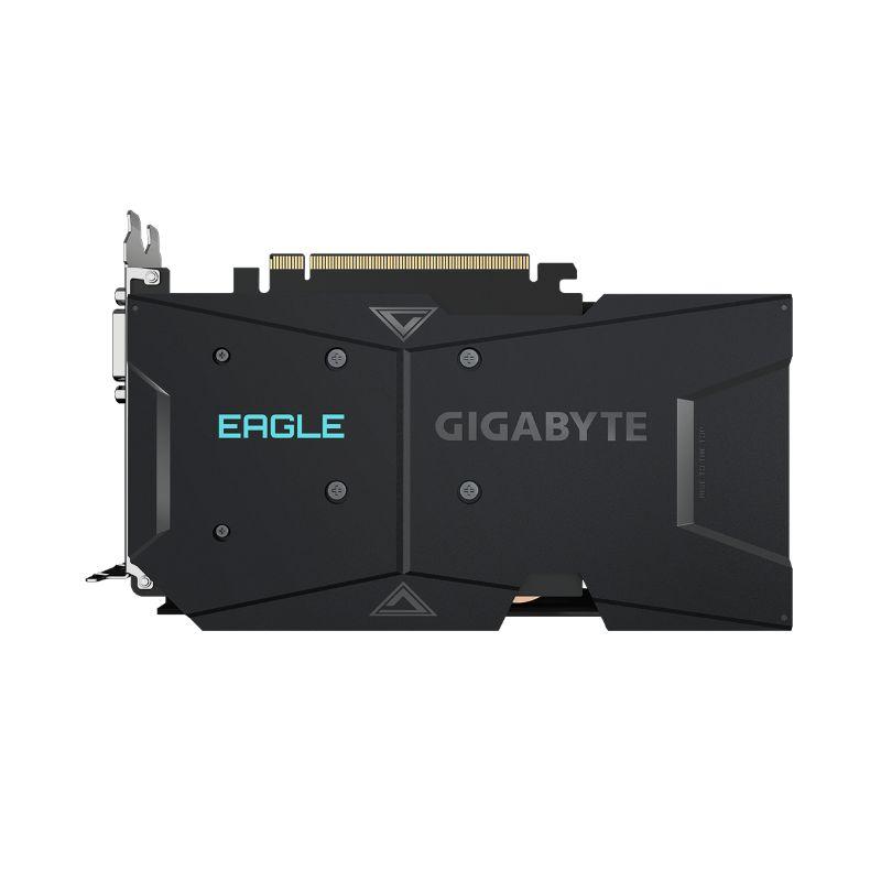 gigabyte gtx 1650 4gb d6 eagle graphics card d