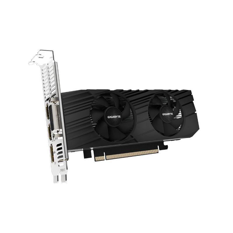 gigabyte gtx 1650 4gb d6 oc low profile graphics card b