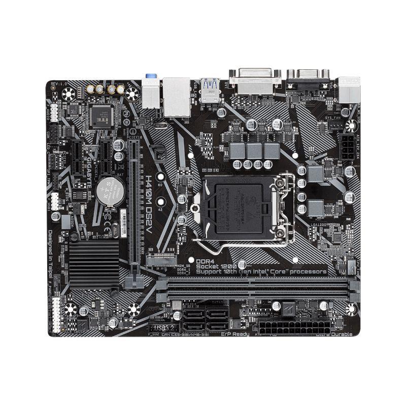 gigabyte h410m ds2v motherboard b