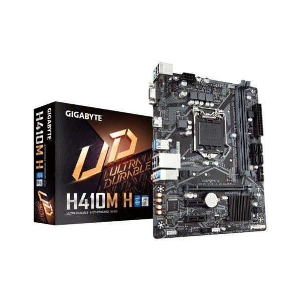 gigabyte h410m h motherboard a