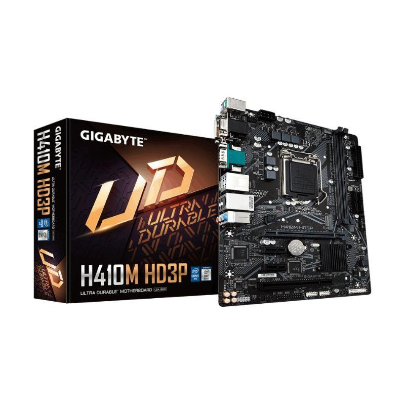 gigabyte h410m hd3p intel lga 1200 motherboard a