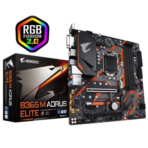 gigabyte intel b365 m aorus elite motherboard a