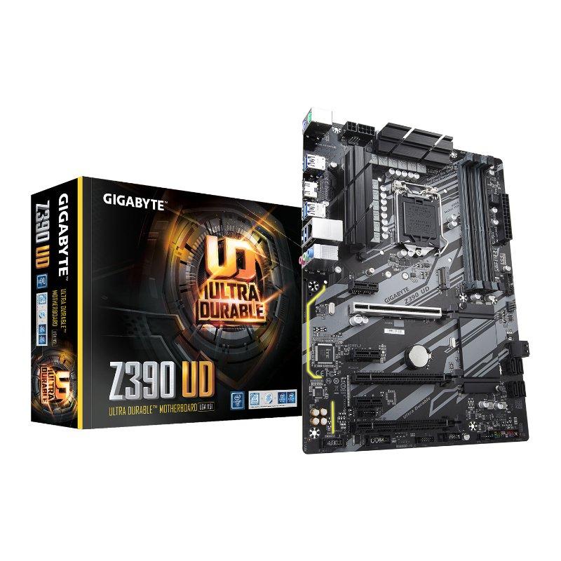 gigabyte intel z390 ud motherboard a