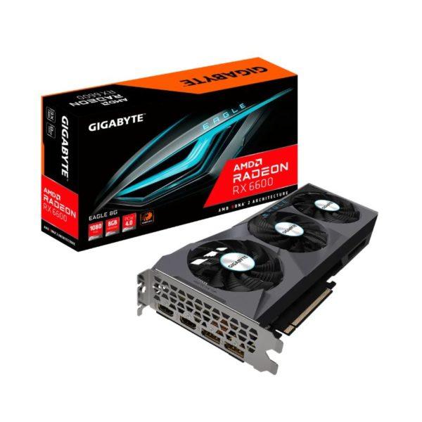 gigabyte radeon rx 6600 eagle 8g graphics card a