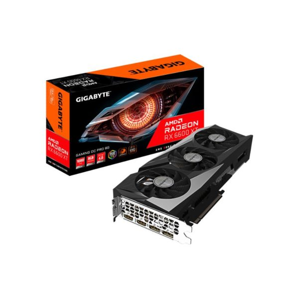 gigabyte radeon rx 6600 xt gaming oc pro 8g graphics card a