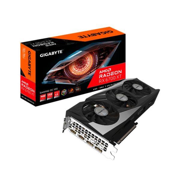 gigabyte radeon rx 6700 xt gaming oc 12g graphics card a