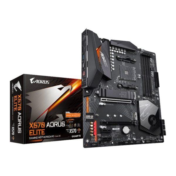 gigabyte ryzen x570 aorus elite motherboard a