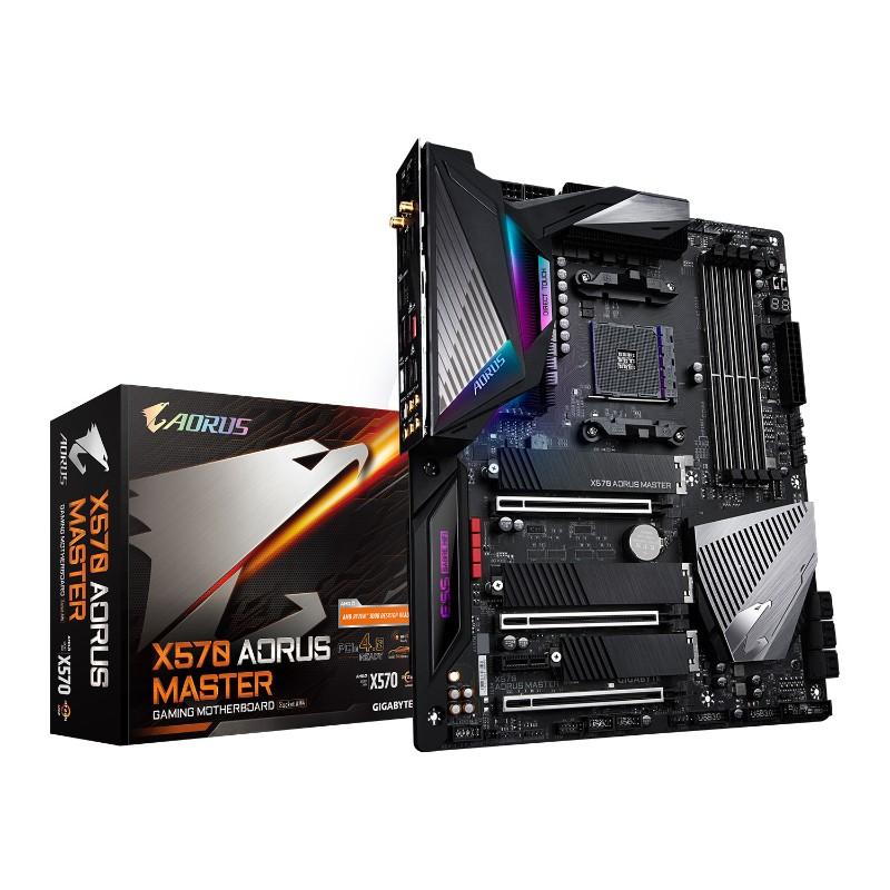 gigabyte ryzen x570 aorus master motherboard a